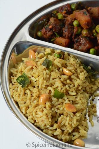 Lunch / Dinner Menu 6 – South Indian Vegetarian Lunch Menu 2