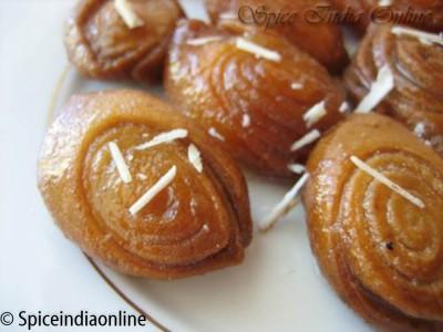 MADATHA KHAJA RECIPE – Sweet Khaja