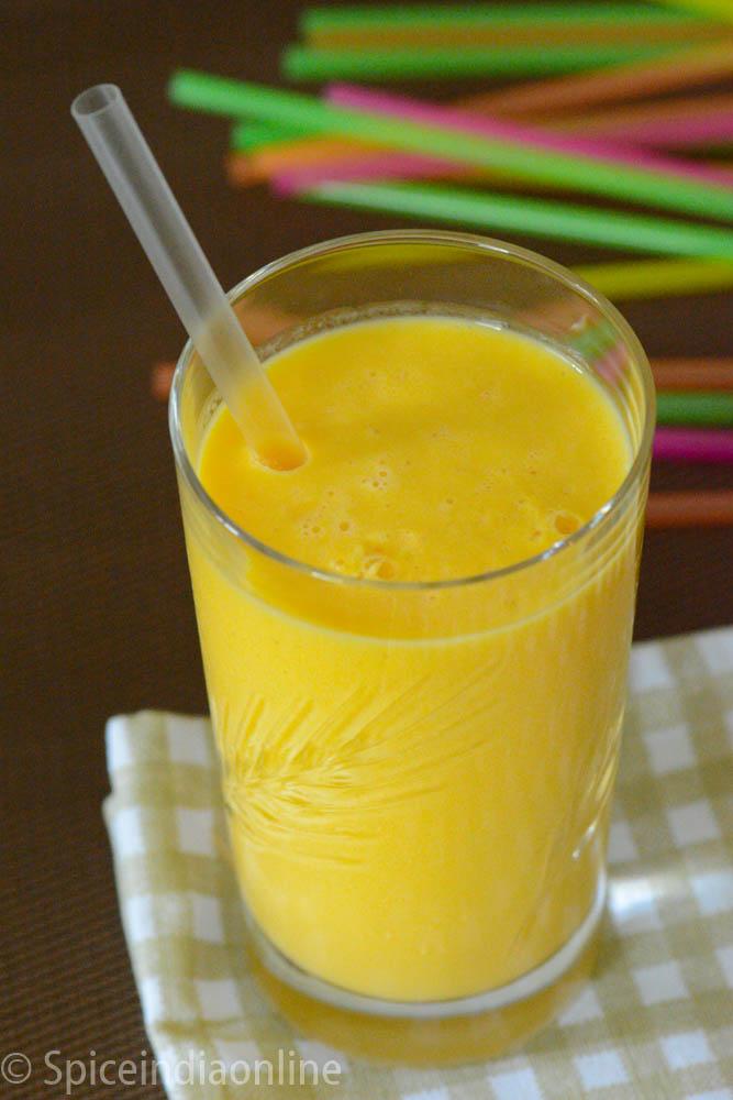 Mango Milkshake 3