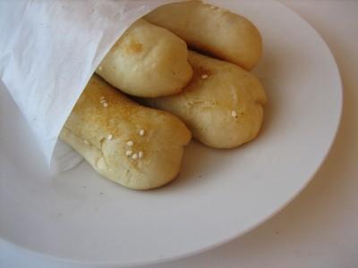 Mozzarella Bread Rolls