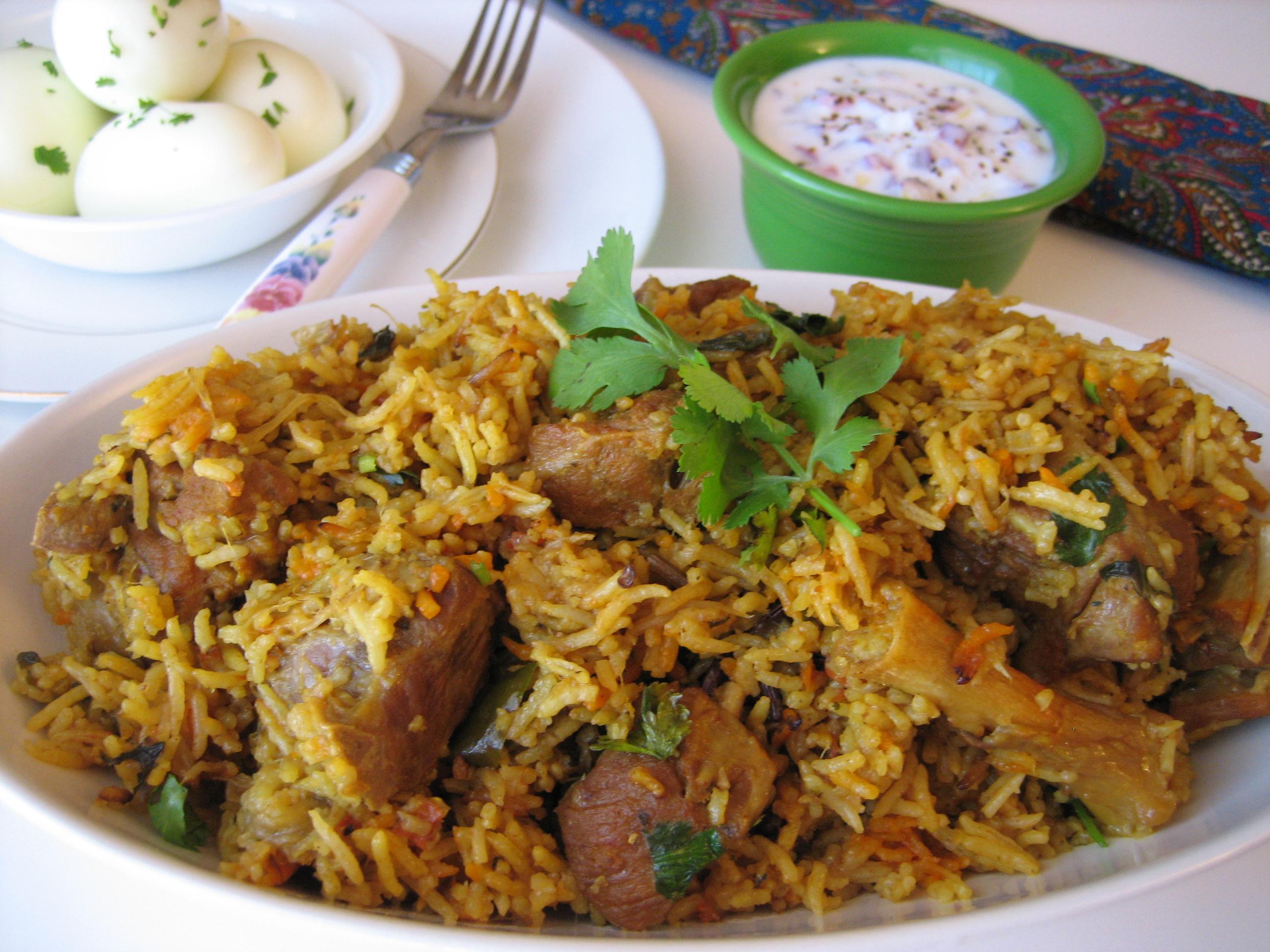 Mutton Biryani Spiceindiaonline