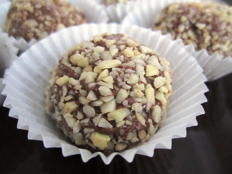 Nutella Truffles 9