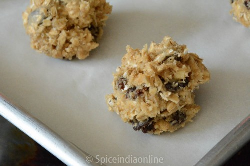 Oatmeal Raisin Walnut Cookies 5
