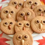 Owl Shortbread Cookies7