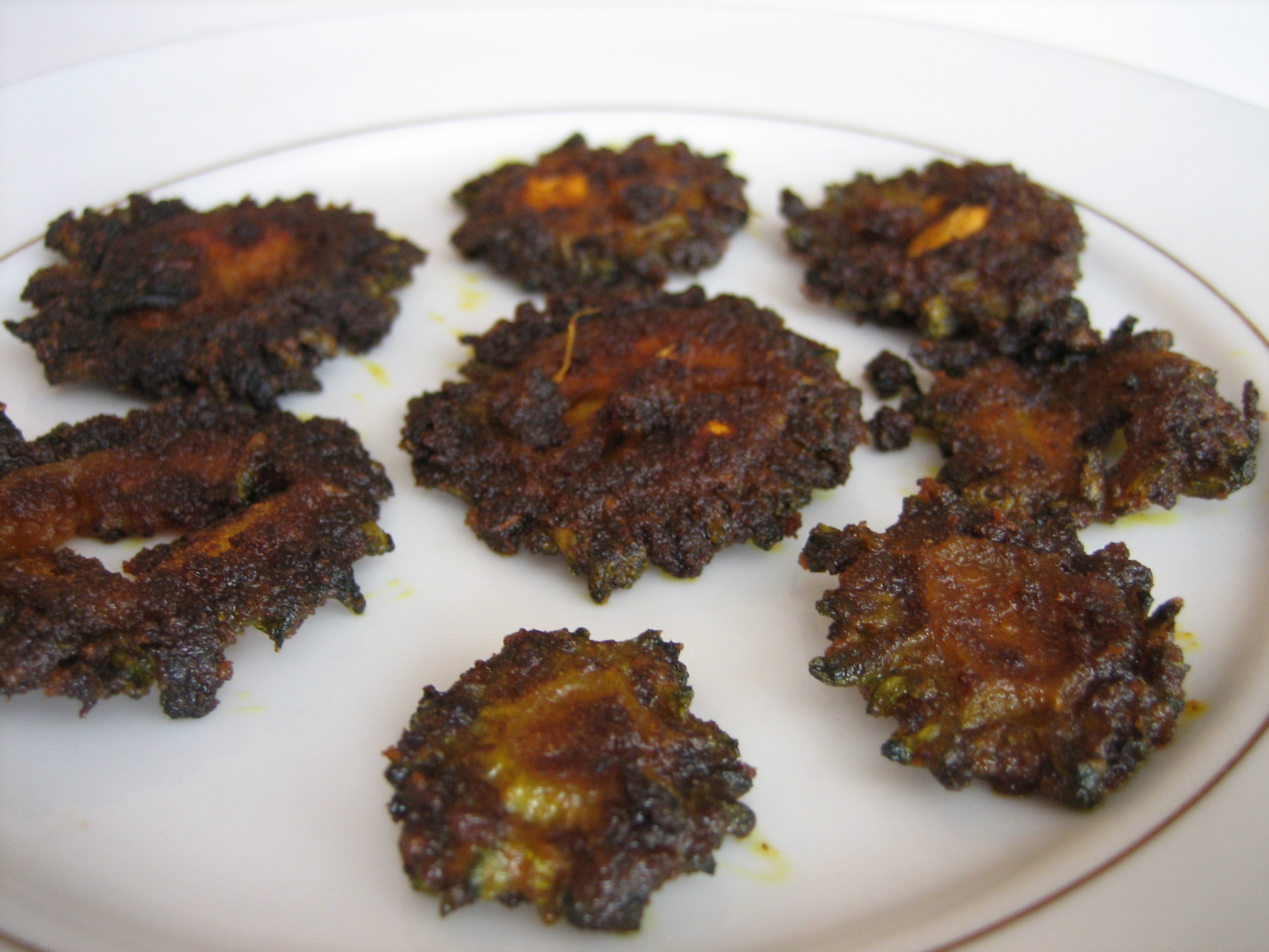 Pan-Fried-Karela