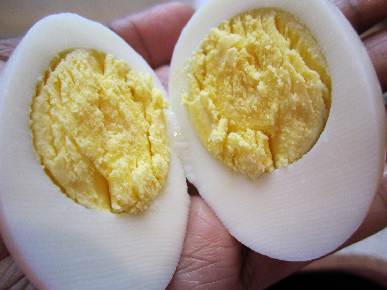 Perfect hard boiled eggs 4