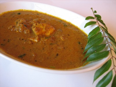 Konkani Fish Curry