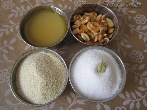 Rava Laddu 2