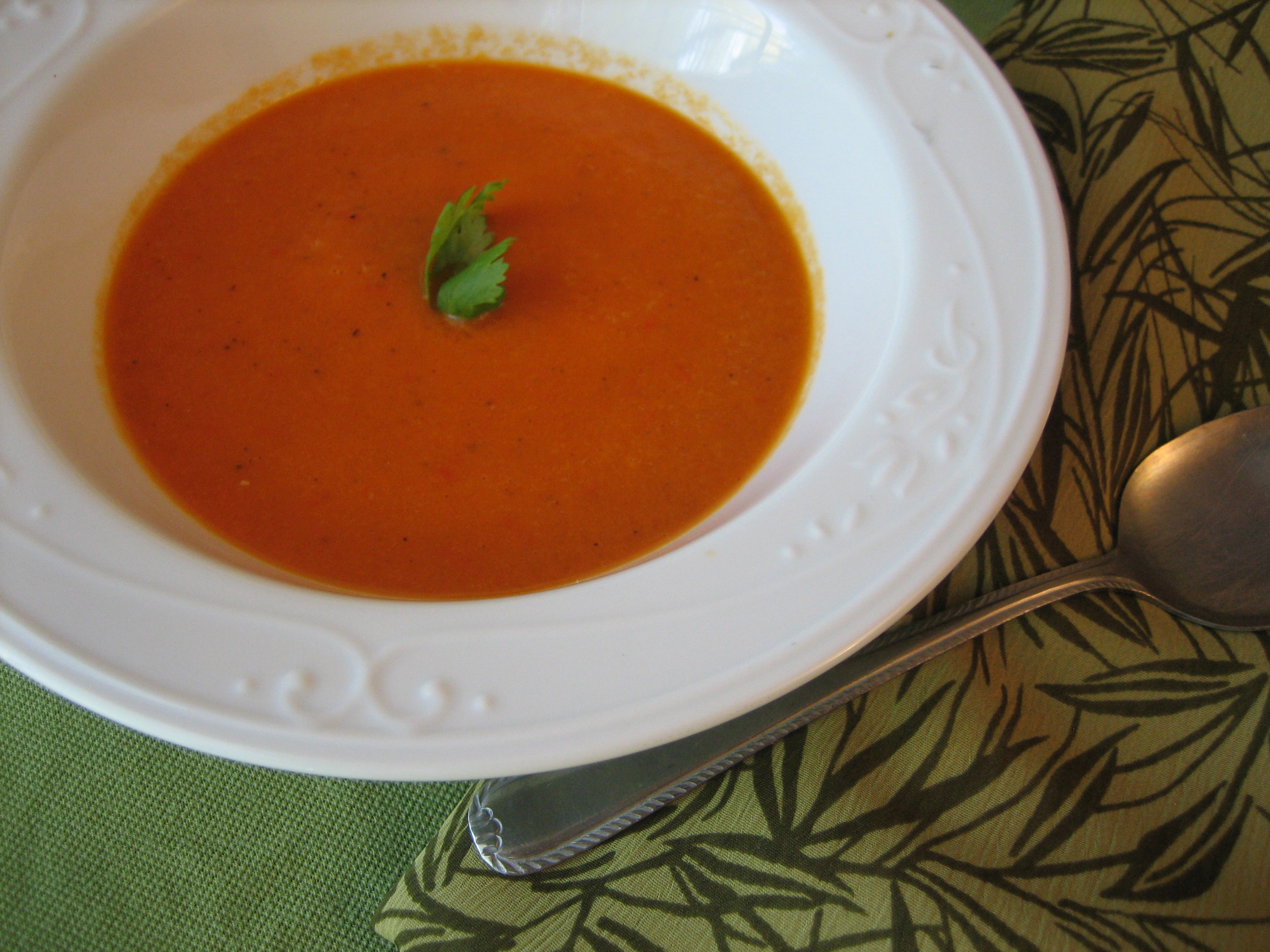 Red-Bellpepper-Soup