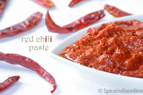 Red Chili Paste 7