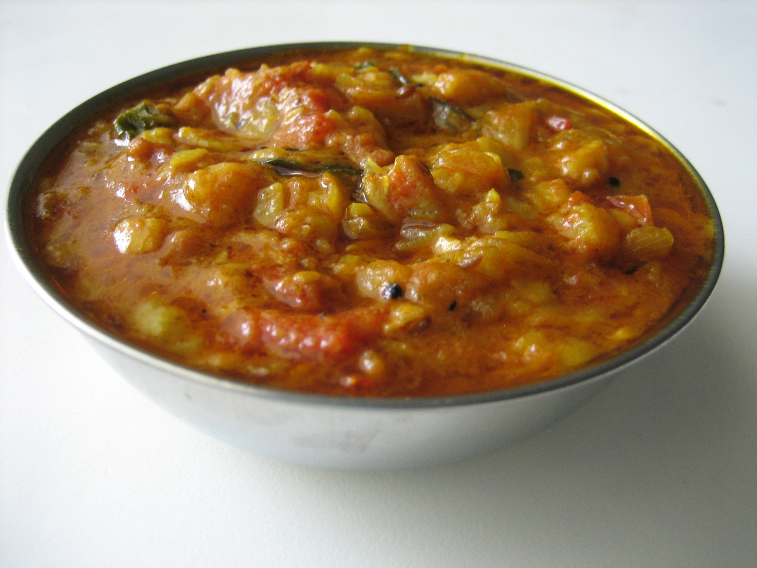 Ridge-gourd-curry