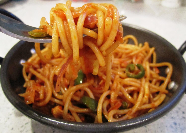 Schezwan Spaghetti 6