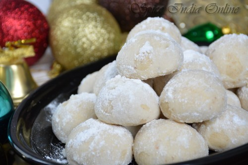 Snowball Cookies 10