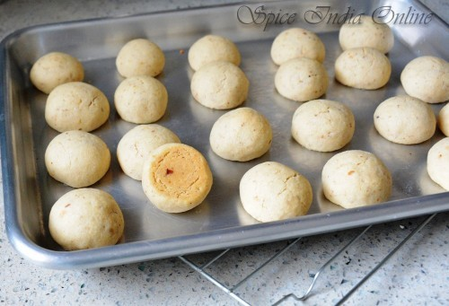 Snowball Cookies 5