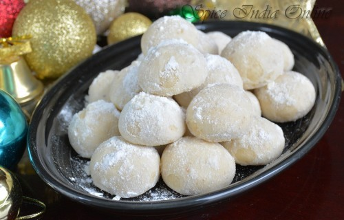 Snowball Cookies 9
