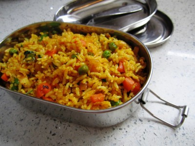 Work Lunch Box 2 – Tawa Pulao