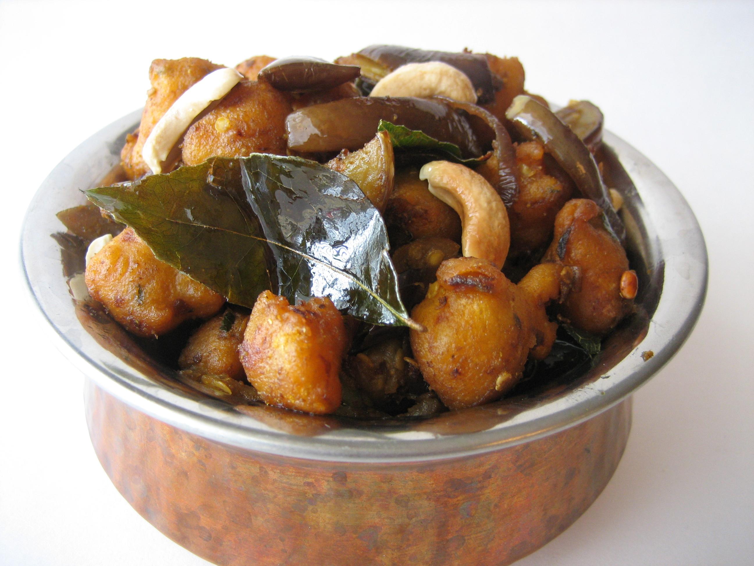 Vankaya-Pakodi-Kura-4