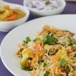 Vegetable Dum Biryani 21