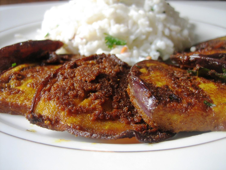 brinjal roast