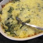 cheesy spinach and artichoke dip 13