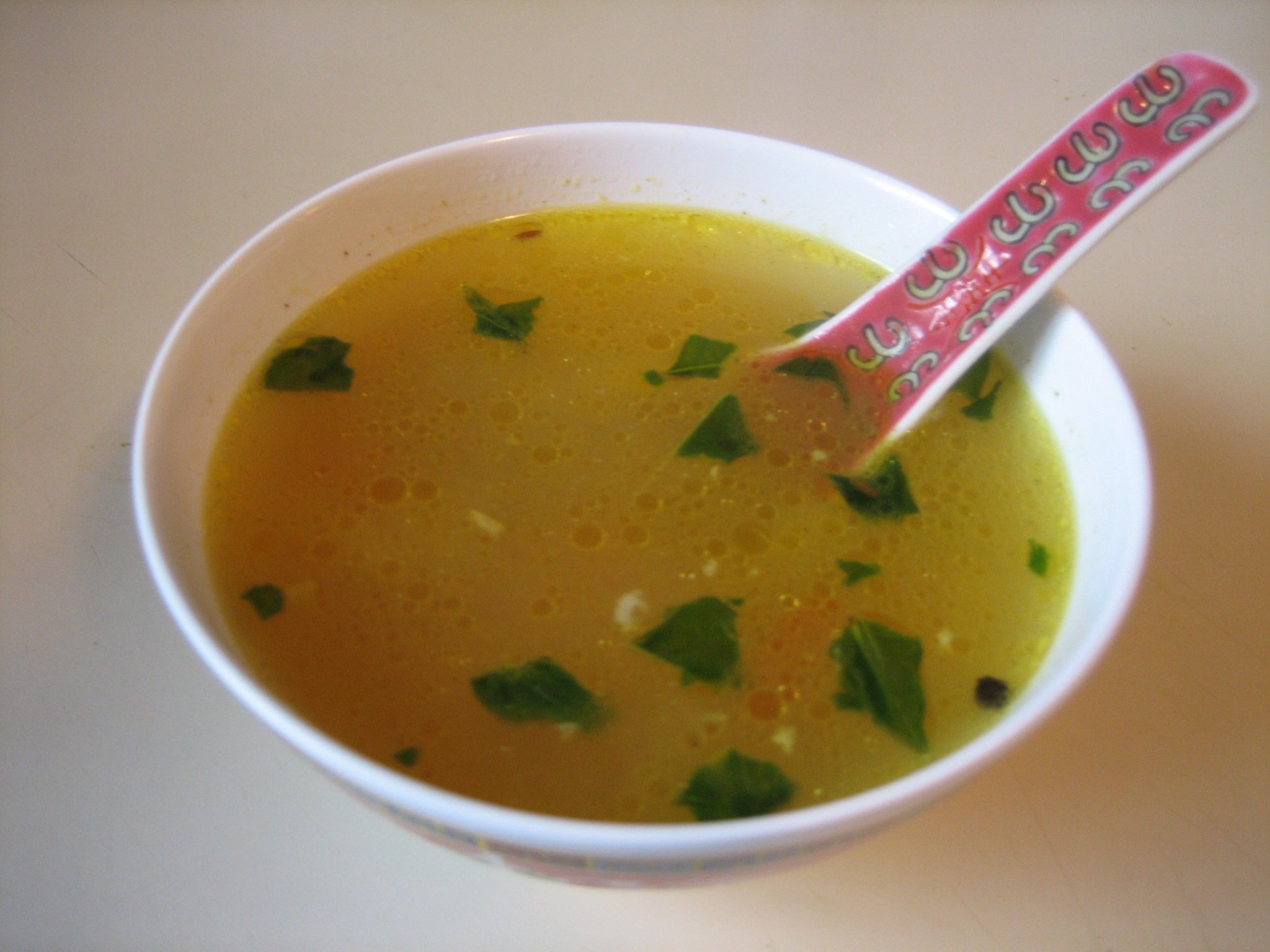 chicken-clear-soup