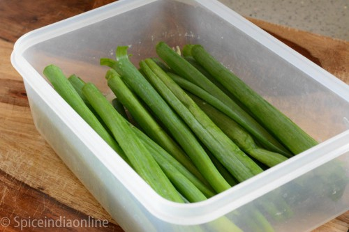how to freeze spring onions 9