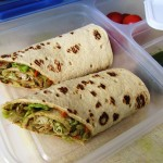 make ahead lunch wraps 6